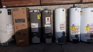 Water heater all capacity aveable for Sale in Los Angeles, CA