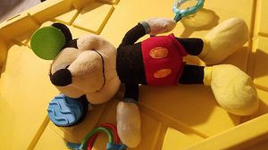 MICKEY MOUSE BABY CHEW TOY for Sale in E RNCHO DMNGZ, CA