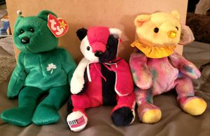 TY Original Beanie Babies for Sale in Glendale Heights, IL