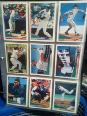 1994 baseball cards Topps gold set for Sale in Rancho Cucamonga, CA