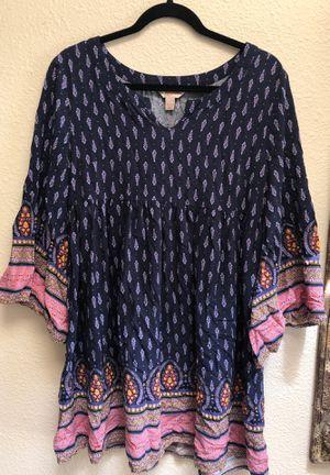 Arizona Jean Co. Boho Dress for Sale in Hesperia, CA