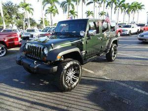 2010 JEEP WRANGLER for Sale in Miami, FL