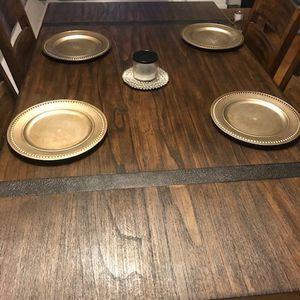 Dinning Table And 4 Chairs for Sale in Washington, DC