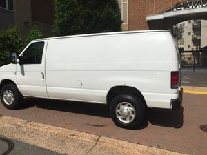 2010 Ford E2 50 cargo van diesel only 89,000 miles for Sale in Centreville, VA