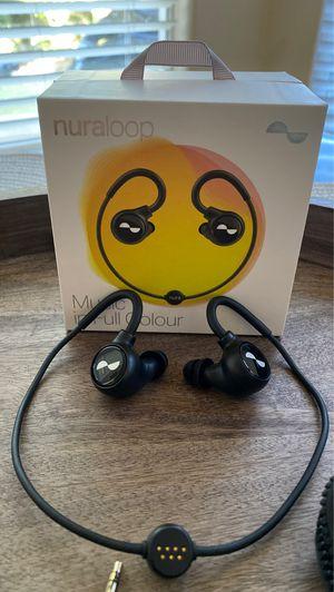 Nuraloop ANC wireless earbuds for Sale in Fresno, CA