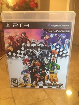PS3 Disney Kingdom Hearts HD 1.5 ReMIX—Flawless for Sale in Los Angeles, CA