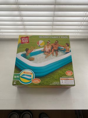 Play Day 10 FT Family Pool. New for Sale in Palm Harbor, FL