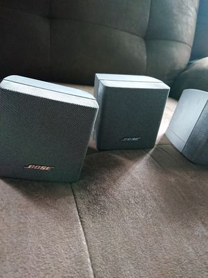 Bose cube speakers for Sale in San Diego, CA