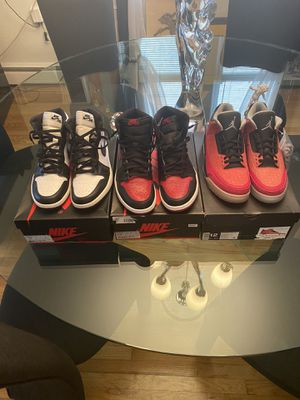 Heat for Sale (Size 12-12.5) for Sale in Elmwood Park, IL