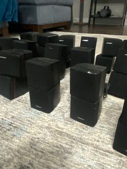 Bose Cubes Surround Speakers for Sale in Ellicott City,  MD
