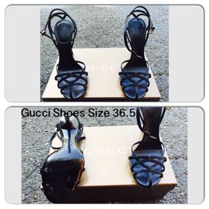 Authentic Gucci Shoes Size 36.5 for Sale in North Bethesda, MD
