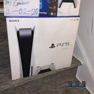 Ps5 for Sale ( Everything You See In The Picture Is Included ) for Sale in Florence, SC