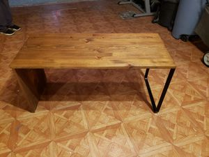 Wood coffee table for Sale in West Covina, CA
