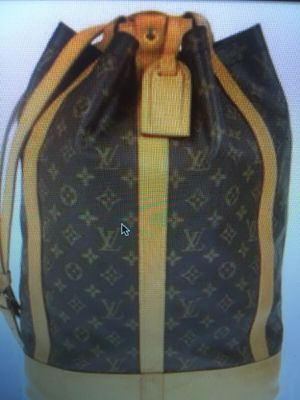 authentic LV EPI Randonee for Sale in Bronx, NY