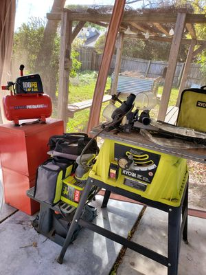 All together, DeWalt, Ryobi... OBO for Sale in Bradenton, FL