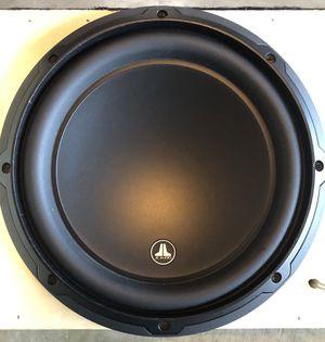 JL AUDIO 10W3V3 for Sale in Stockton, CA