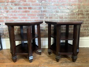 Arhaus end tables for Sale in Pittsburgh, PA