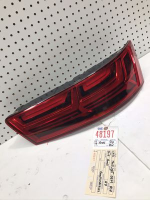 2017 2018 2019 AUDI Q7 RIGHT SIDE LED TAIL LIGHT OEM for Sale in Lynwood, CA