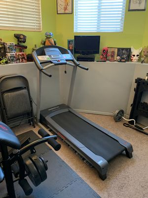 Folding treadmill in great condition for Sale in Staten Island, NY