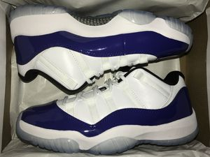 Jordan 11 Concord Low (W) Size 10W/8.5M Brand New for Sale in Queens, NY