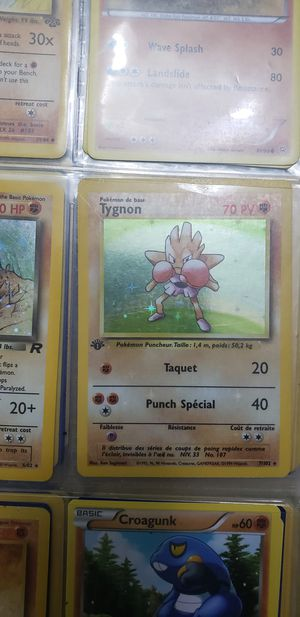 Rare and vintage Pokemon for sale highly collectible mint condition never been touched for Sale in Mesa, AZ