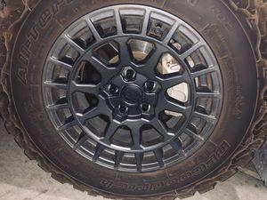 "(5) Black Rhino Wheels Boxer 15"" 5x100 for Sale in Rancho Cucamonga, CA"