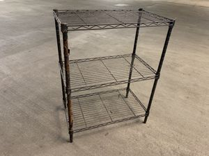 Medium size shelving metal for Sale in Charlotte, NC