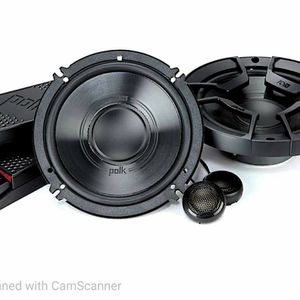 Polk Audio 6.5 Components for Sale in Long Beach, CA
