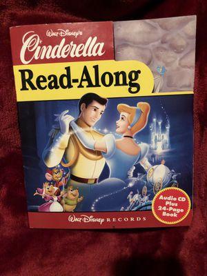 Disney Cinderella Book - vintage 2005 for Sale in Phoenix, AZ