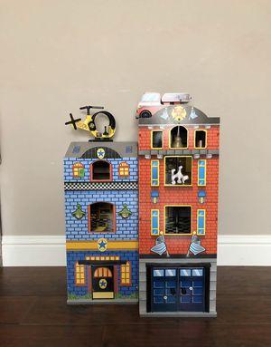 Kid craft hero dollhouse for Sale in Waynesville, MO