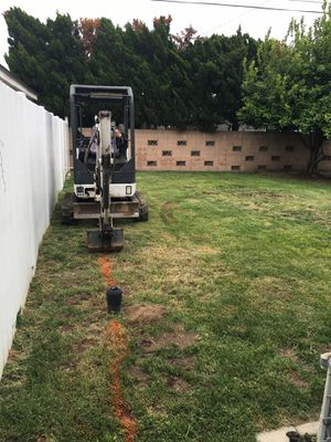 Tractor work & excavations trenching for Sale in Riverside, CA