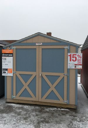 Tuff Shed KR-600 8' X 8' for Sale in Taylor, MI