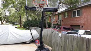 Basketball court elite series shatter proof backboard for Sale in Fort Hunt, VA