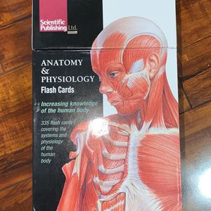 Anatomy And Physiology Flashcards for Sale in Haines City, FL