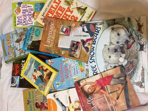 Kid - teen books all great condition for Sale in Morrow, LA