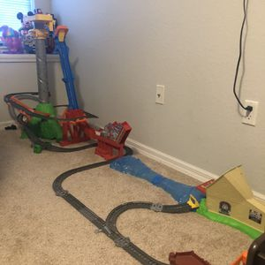 Thomas And Friends Trackmaster for Sale in Davenport, FL