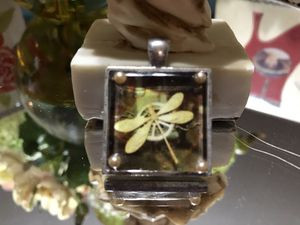 Cute! Yellow Dragonfly Pendant for Sale in Gainesville, VA