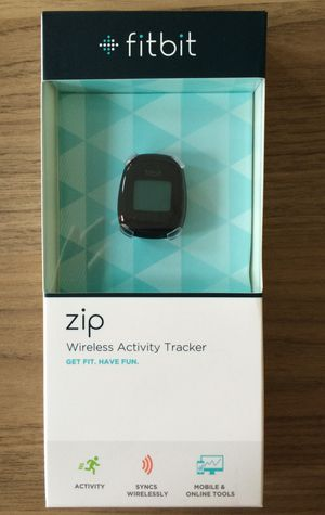 Fitbit Zip o Activity Tracker – Great gift for Sale in Chesapeake, VA