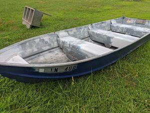Cartop Aluminum Boat for Sale in Herrin, IL