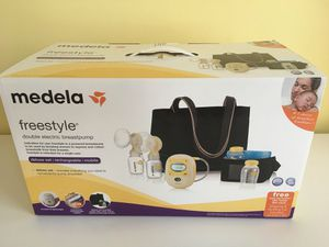 Medela Freestyle Double Electric Breast Pump for Sale in Ashburn, VA