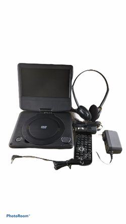 """onn 7"""" Portable DVD Player Kit NEW for Sale in Comstock,  TX"""