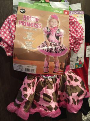 Rodeo princess costume for Sale in Santa Ana, CA