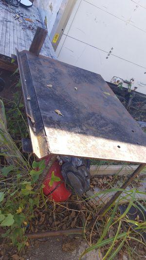 Welders table $220 for Sale in Houston, TX