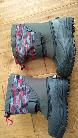 NEW Kid's Snow Boots COLUMBIA 12US(29EUR). Winterboots for Sale in Beaverton, OR