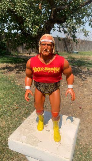 LJN Toys 1985 16 Inch WWF Hulk Hogan Hulkamania Figure for Sale in Oakdale, CA