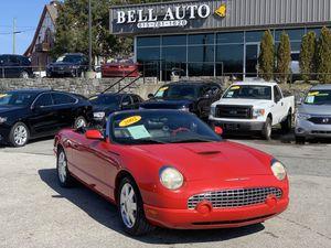 2002 Ford Thunderbird for Sale in Nashville, TN