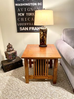 Solid Wood Side Tables for Sale in Rockville, MD
