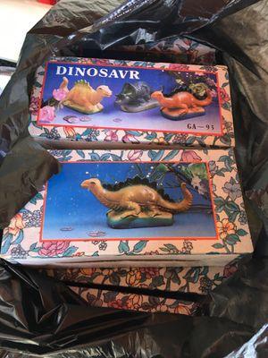 Ceramic dinosaur decorations for Sale in San Diego, CA