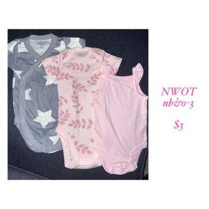 Baby girl onesies for Sale in Wilsonville, OR