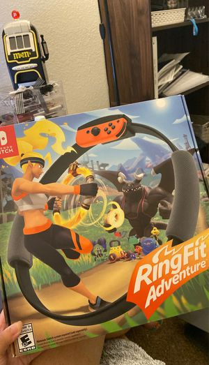 Nintendo switch RingFit Adventure for Sale in San Diego, CA